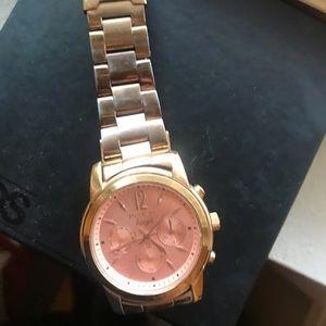 Invicta Angel Quartz Watch Gold